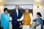 Thủ tướng Ấn Độ tiếp Ngoại trưởng Mỹ