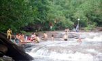 Đến Phú Quốc tắm suối của các 'tiên nữ'
