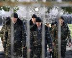 400 lính Ukraine sang Nga lánh nạn