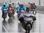 Hà Nội tiếp tục mưa rào rải rác