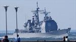 Tuần dương hạm Mỹ di chuyển đến Biển Đen