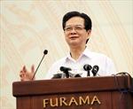 Thủ tướng Nguyễn Tấn Dũng: Tiếp tục đẩy mạnh kế hoạch đầu tư trung hạn