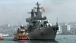 Trung Quốc đưa tàu hộ vệ tên lửa vào phiên chế Hạm đội Đông Hải