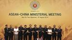 ASEAN-Trung Quốc muốn sớm đạt tiến triển trong tham vấn về COC