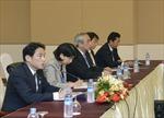 Ngoại trưởng Nhật-Mỹ-Hàn nhóm họp tại Myanmar