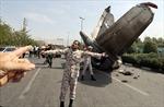 Tin thêm về vụ tai nạn máy bay tại Iran