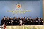 Bế mạc Hội nghị Ngoại trưởng ASEAN lần thứ 47