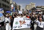 Palestine nhất trí với đề xuất ngừng bắn 72 giờ mới