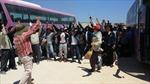 887 lao động Việt tại Libya đã về nước an toàn