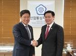 Ký kết Hiệp định thương mại tự do giữa Việt Nam và Hàn Quốc vào cuối năm 2014