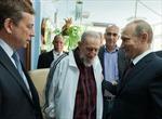 Mừng sinh nhật lãnh tụ Fidel Castro