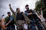 Thủ lĩnh quân ly khai ở Luhansk từ chức