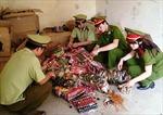 Thu giữ hơn 6.000 sản phẩm đồ chơi nhập lậu