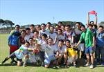 Tưng bừng giải bóng đá du học sinh bang Tây Australia