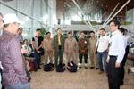 Gần 1.300 lao động Việt tại Libya về nước an toàn