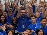 Nhân viên Apple: Phần lớn đàn ông, phần đông da trắng