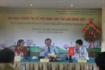 Tăng cường hợp tác lao động Việt Nam – Lào