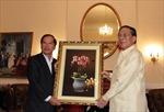 Tổng Bí thư, Chủ tịch nước Lào thăm Việt Nam
