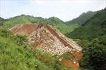 Phú Thọ: Nguy cơ từ những đống chất thải quặng