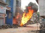 Bạo loạn ở Đông Bắc Ấn Độ