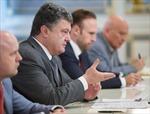 Ukraine muốn đàm phán hòa bình tại Minsk