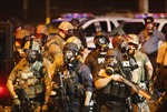 Vệ binh quốc gia Mỹ rút khỏi Ferguson