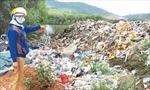 Sống bức xúc quanh bãi rác Nghĩa Kỳ