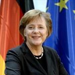 Thủ tướng Đức Merkel tới Ukraine