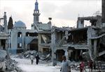 Palestine hối thúc nối lại đàm phán về ngừng bắn tại Gaza