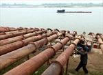 Hà Nội: Gần 300 vụ vi phạm về thủy lợi chưa được xử lý