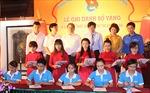 Vinh danh 132 Thủ khoa xuất sắc thành phố Hà Nội năm 2014