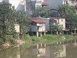 Gần 300 vụ lấn chiếm công trình thủy lợi chưa được xử lý