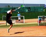 Nảy lửa sân chơi 'Cây vợt vàng Praha 2014'