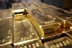 Giá vàng sát mức thấp nhất 2 tháng