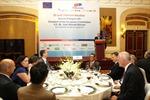 Lãnh đạo Thành phố Hồ Chí Minh tiếp Chủ tịch Ủy ban Châu Âu