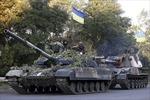Giao tranh dữ dội trên 'mặt trận mới' gần biên giới Ukraine