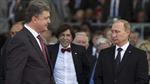 Tổng thống Nga, Ukraine gặp song phương