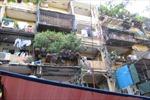 Quy hoạch cải tạo các chung cư cũ