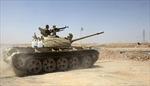 Iraq chiếm lại các thị trấn từ tay IS