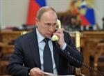 Tổng thống Nga, Ukraine điện đàm