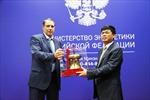 Việt Nam-Nga lập liên doanh khai thác hai mỏ dầu tỉ tấn
