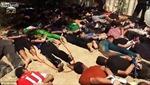 Thoát khỏi 'lưỡi hãi tử thần' trong vụ IS xử tử con tin