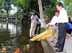 45 năm bảo tồn, phát huy khu di tích Chủ tịch Hồ Chí Minh
