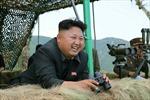 Những buổi thị sát vui vẻ của ông Kim Jong-un