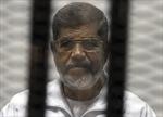 Ai Cập: Cựu Tổng thống Morsi có thể nhận án tử hình
