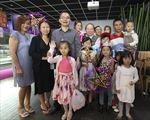 Trẻ em Việt tại Anh vui tết trung thu