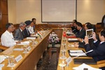 Việt Nam-Ấn Độ hợp tác trong lĩnh vực kiểm toán nhà nước
