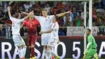 Bồ Đào Nha thua đau