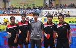 Đội nam Hà Nội và đội nữ Công an Nhân dân vô địch