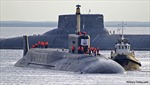 Nga sắp phóng tên lửa Bulava từ tàu ngầm